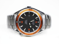 Omega Watch - Seamaster Planet Ocean XL Orange