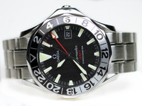 Omega Watch - Seamaster 300M GMT