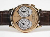 F.P.Journe Watch - Chronometre A Resonance GMT 18K Rose Gold
