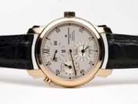 Vacheron Constantin Watch - Malte Dual Time Regulator
