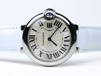 Cartier Watch - Ballon Bleu Medium Stainless Steel Quartz