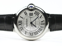 Cartier Watch - Ballon Bleu Medium Stainless Steel Automatic