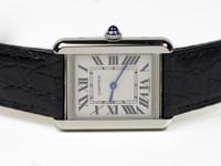Cartier Watch - Tank Solo Small Quartz