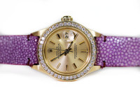 Rolex Oyster Perpetual Watch - Estate Datejust President