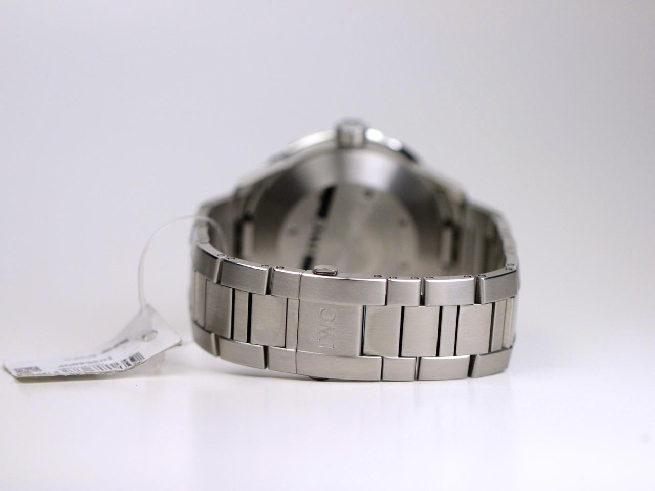 Clasp - IWC Watch - Aquatimer 2000 Automatic IW356809 - www.Legendoftime.com - Chicago Watch Center