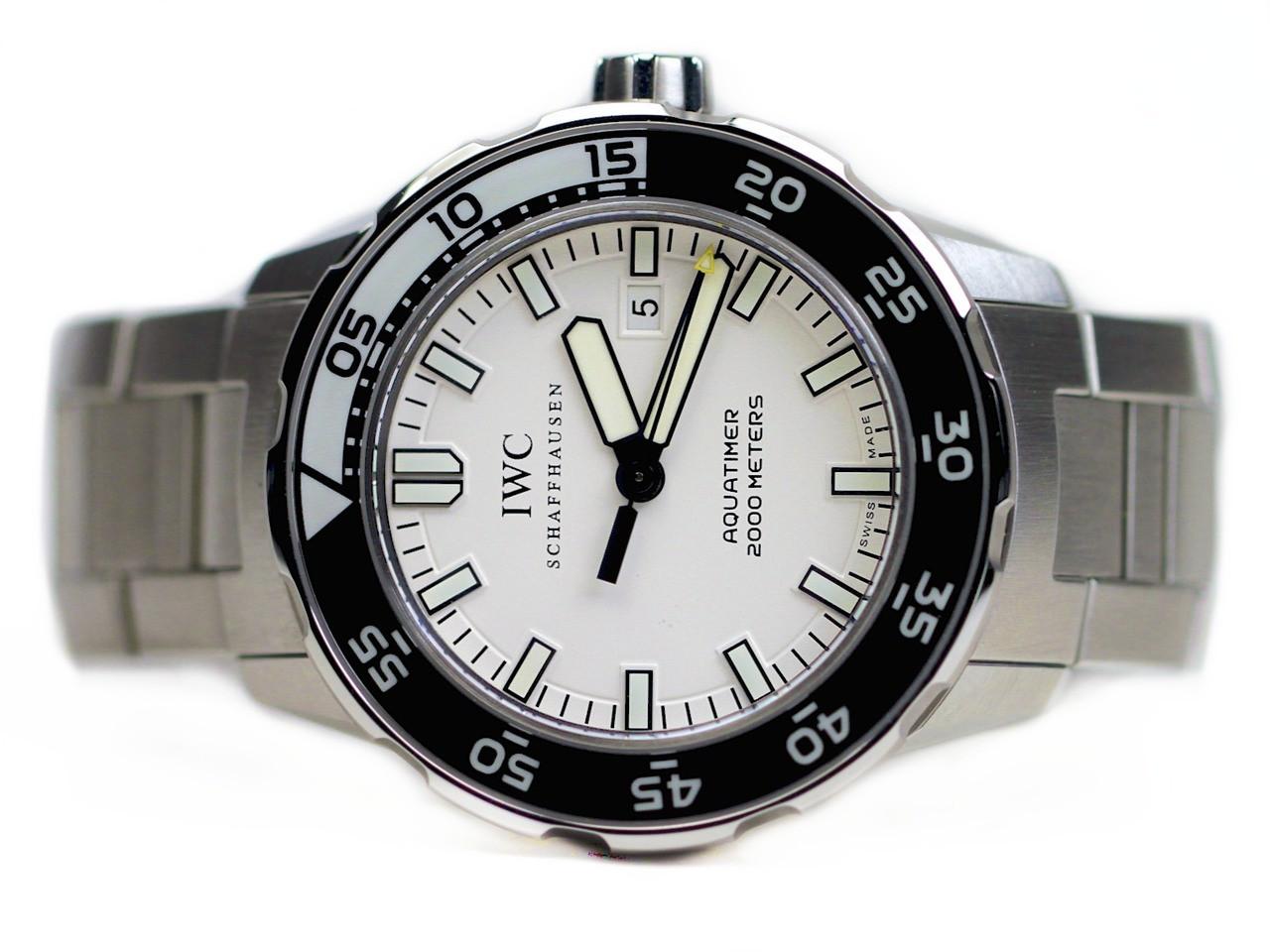 IWC Watch - Aquatimer 2000 Automatic IW356809 - www.Legendoftime.com - Chicago Watch Center