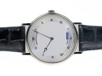 Breguet Watch - Classique White Gold Extra Thin 5157BB