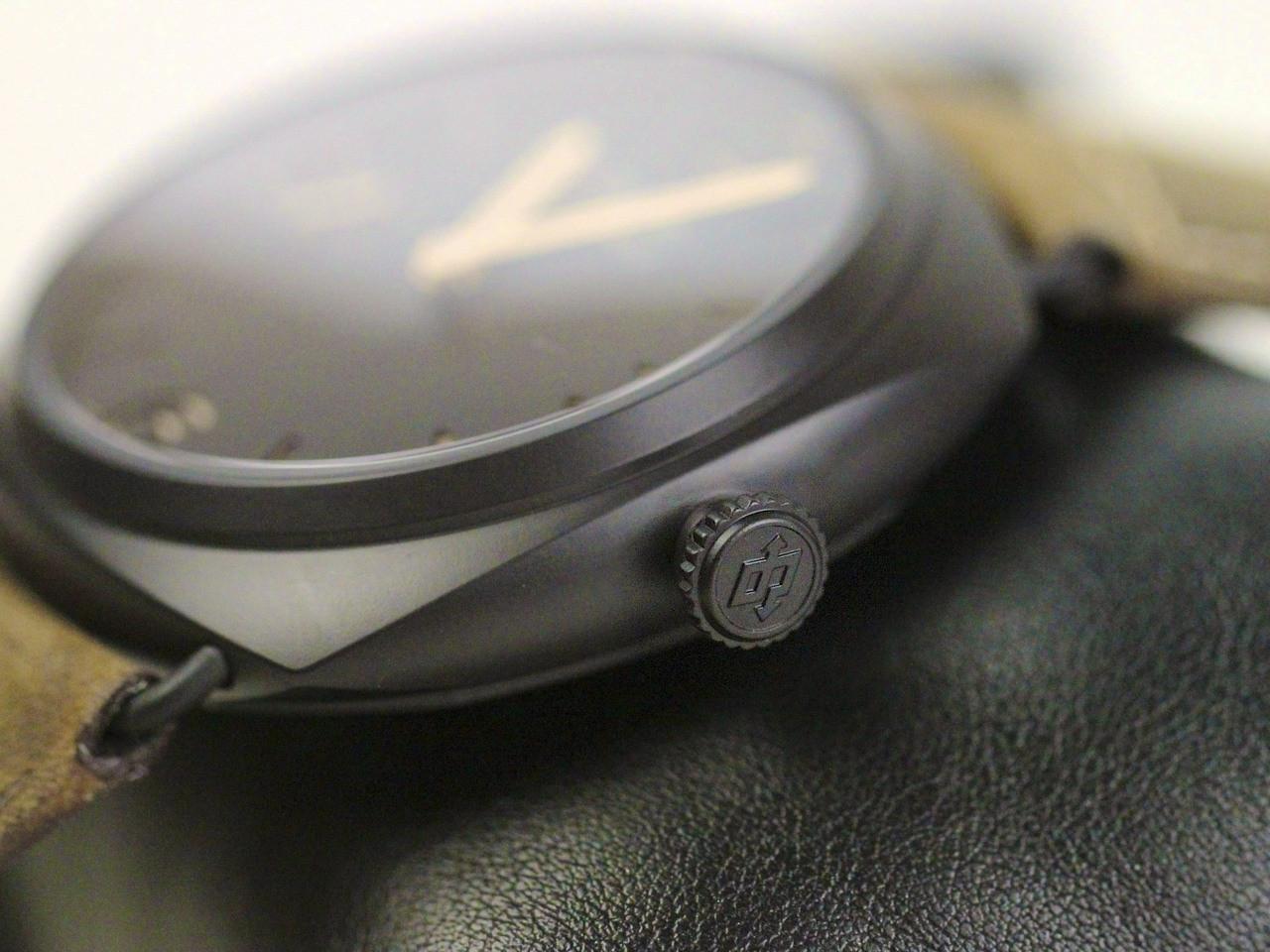 Crown & Case - New Panerai Watch - Radiomir Composite 3 Days PAM 504 www.Legendoftime.com - Chicago Watch Center