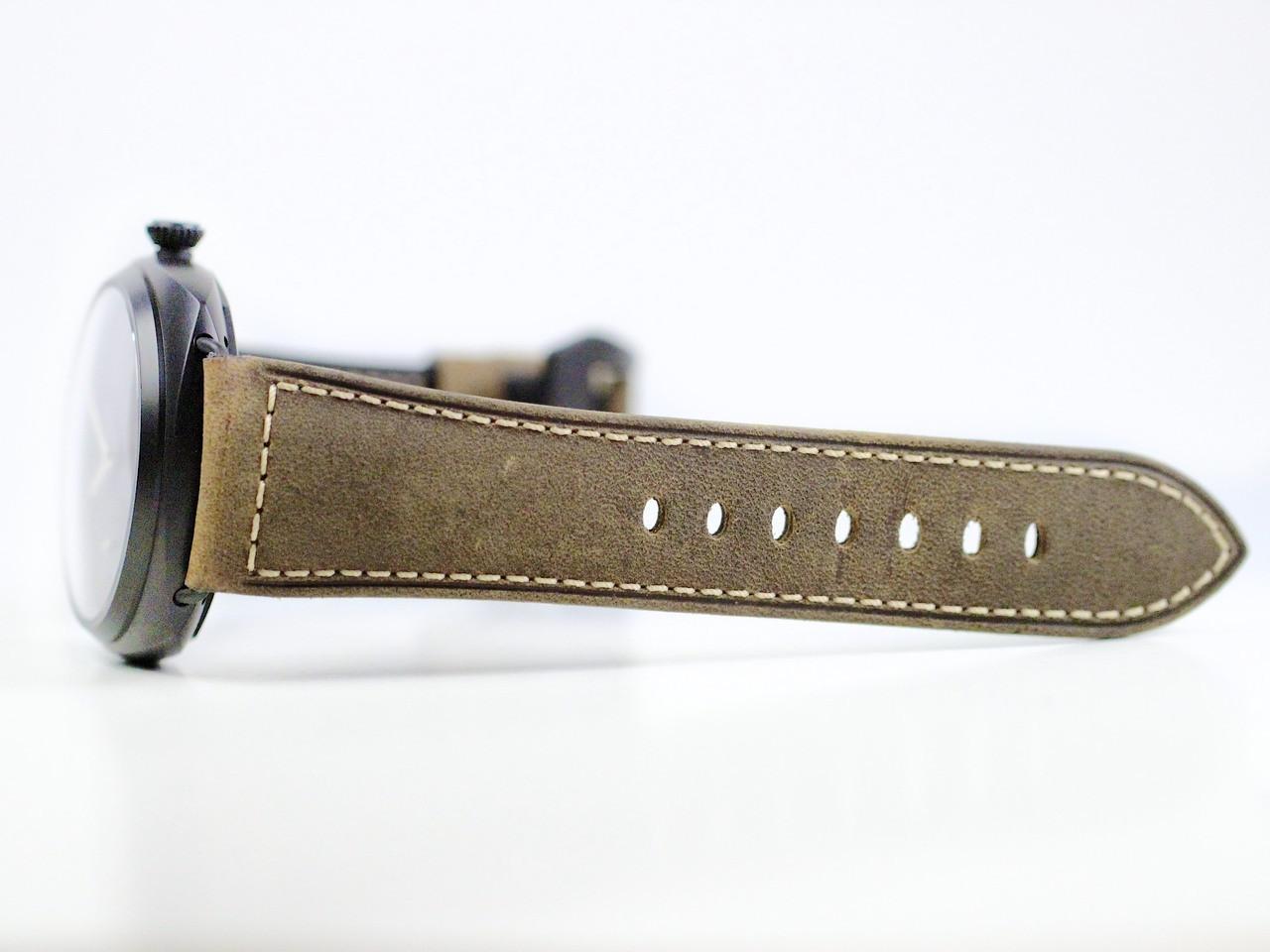 Leather Strap - New Panerai Watch - Radiomir Composite 3 Days PAM 504 www.Legendoftime.com - Chicago Watch Center