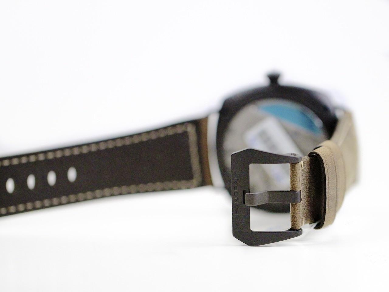 Tang Buckle - New Panerai Watch - Radiomir Composite 3 Days PAM 504 www.Legendoftime.com - Chicago Watch Center
