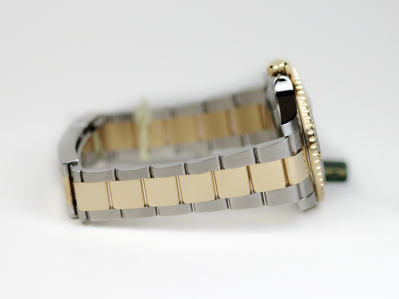 Yellow Gold and Steel Bracelet - Rolex Watch Submariner Steel and Gold 116613 - www. Legendoftime.com - Chicago Watch Center