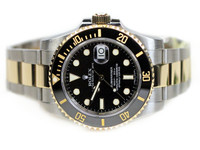 Rolex Watch Submariner Steel and Gold 116613 - www. Legendoftime.com - Chicago Watch Center