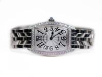Franck Muller Watch - Curvex Diamond Bezel 1752