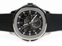 New Patek Philippe Aquanaut Steel 5164A-001 - www.Legendoftime.com - Chicago Watch Center