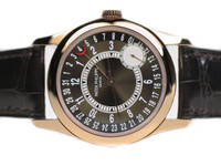 Patek Philippe Calatrava Rose Gold 6000R - www.Legendoftime.com - Chicago Watch Center