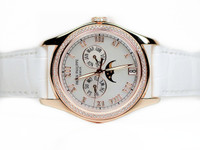 Patek Philippe Complications Rose Gold 4936 - www.Legendoftime.com Chicago Watch Center