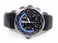 Girard Perregaux Watch - World Time Chronograph 49805