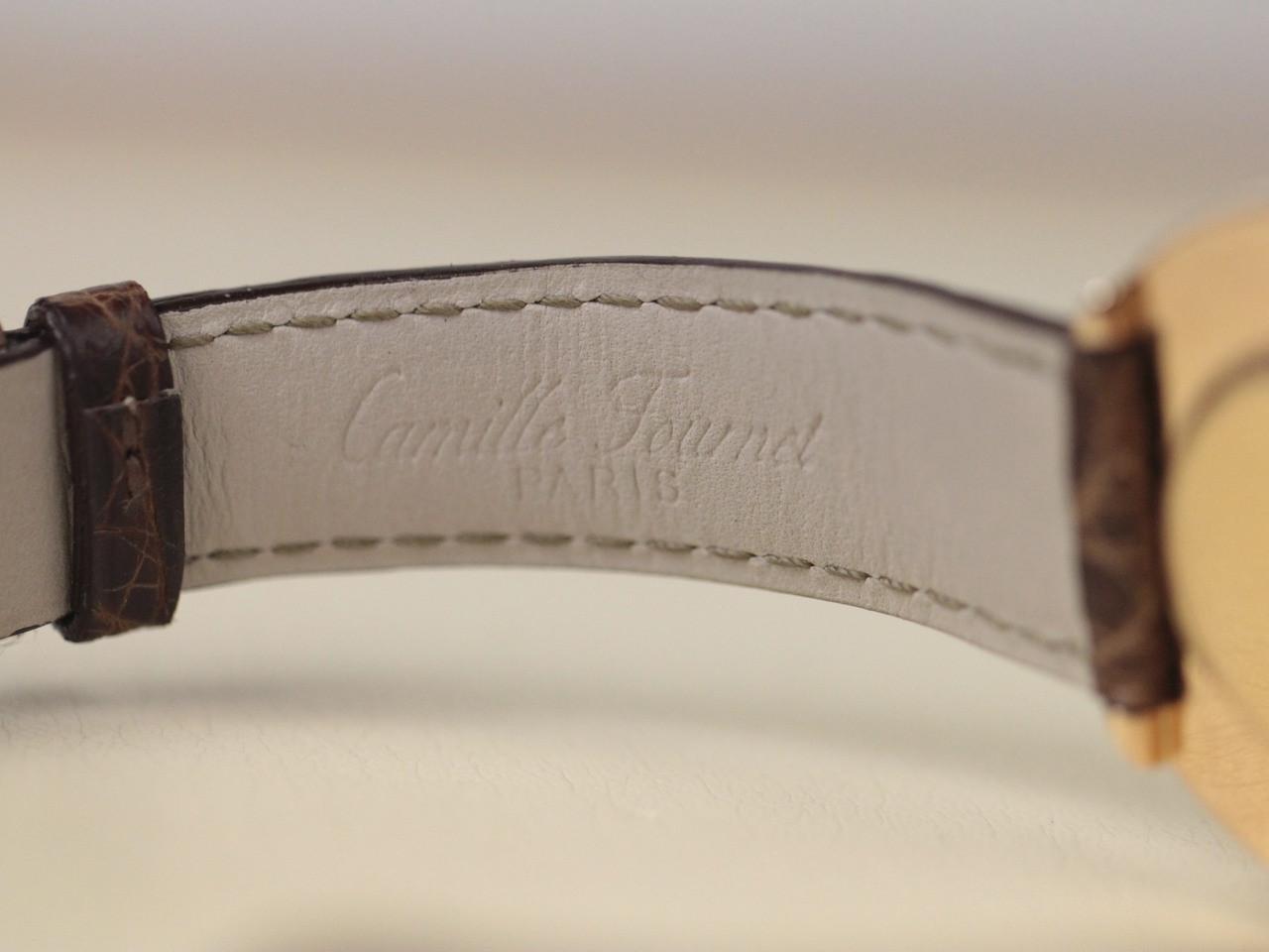 Brown Leather Strap - Vintage Vacheron Constantin Vintage Gold Watch - www.Legendoftime.com - Chicago Watch Center