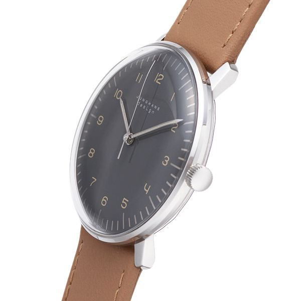 Junghans Max Bill Automatic 027/3401.00 New - www.Legendoftime.com - Chicago Watch Center