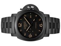 New Panerai Watch 1950 3 Day GMT Tuttonero PAM00438 - www.Legendoftime.com - Chicago Watch Center