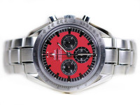 Omega Watch - Speedmaster Legend Collection Michael Schumacher Red Dial