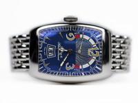 Dubey & Schaldenbrand Watch - Vintage Caprice Steel Blue Dial