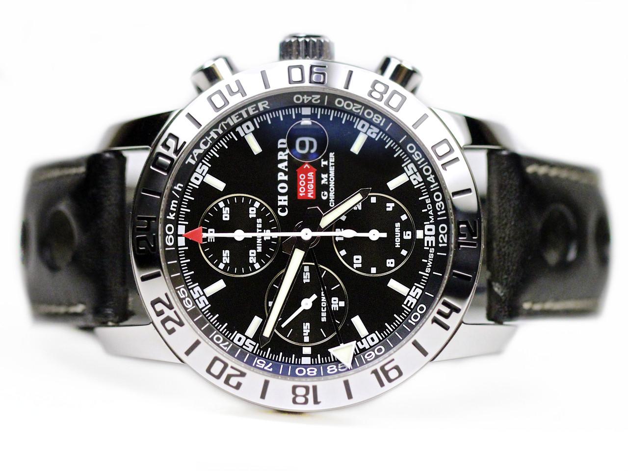 1e96e185b82cd Chopard Watch - Mille Miglia GMT Chrono 168992 -- www.legendoftime.com