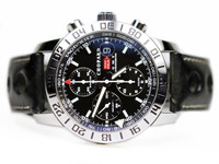 Pre- Owned Chopard Watch - Mille Miglia GMT Chrono 168992-3001 - www.Legendoftime.com - Chicago Watch Center