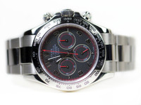 Pre-Owned Rolex Watch - Cosmograph Daytona White Gold Bracelet 116509 - www.Legendoftime.com Chicago Watch Center