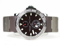 Ulysse Nardin Watch -Maxi Marine Diver Brown 263-33-3/95