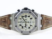 Audemars Piguet Watch - Royal Oak Offshore Safari Chronograph 26170ST.OO.D091CR.01 - www.Legendoftime.com Chicago Watch Center