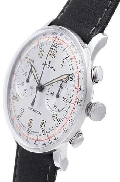 New for sale Junghans Watch 027-3380.00 Meister Telemeter available to buy online www.Legendoftime.com and in store Legend of Time - Chicago Watch Center