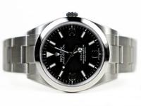 Rolex Watch - Explorer Steel 214270 - Legend of Time - Chicago Watch Center
