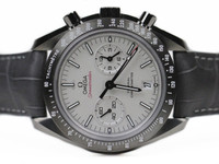 "New - Omega Watch - Speedmaster ""Grey Side of the Moon"" 311.93.44.51.99.001online www.Legendoftime.com and in store Chicago Watch Center"