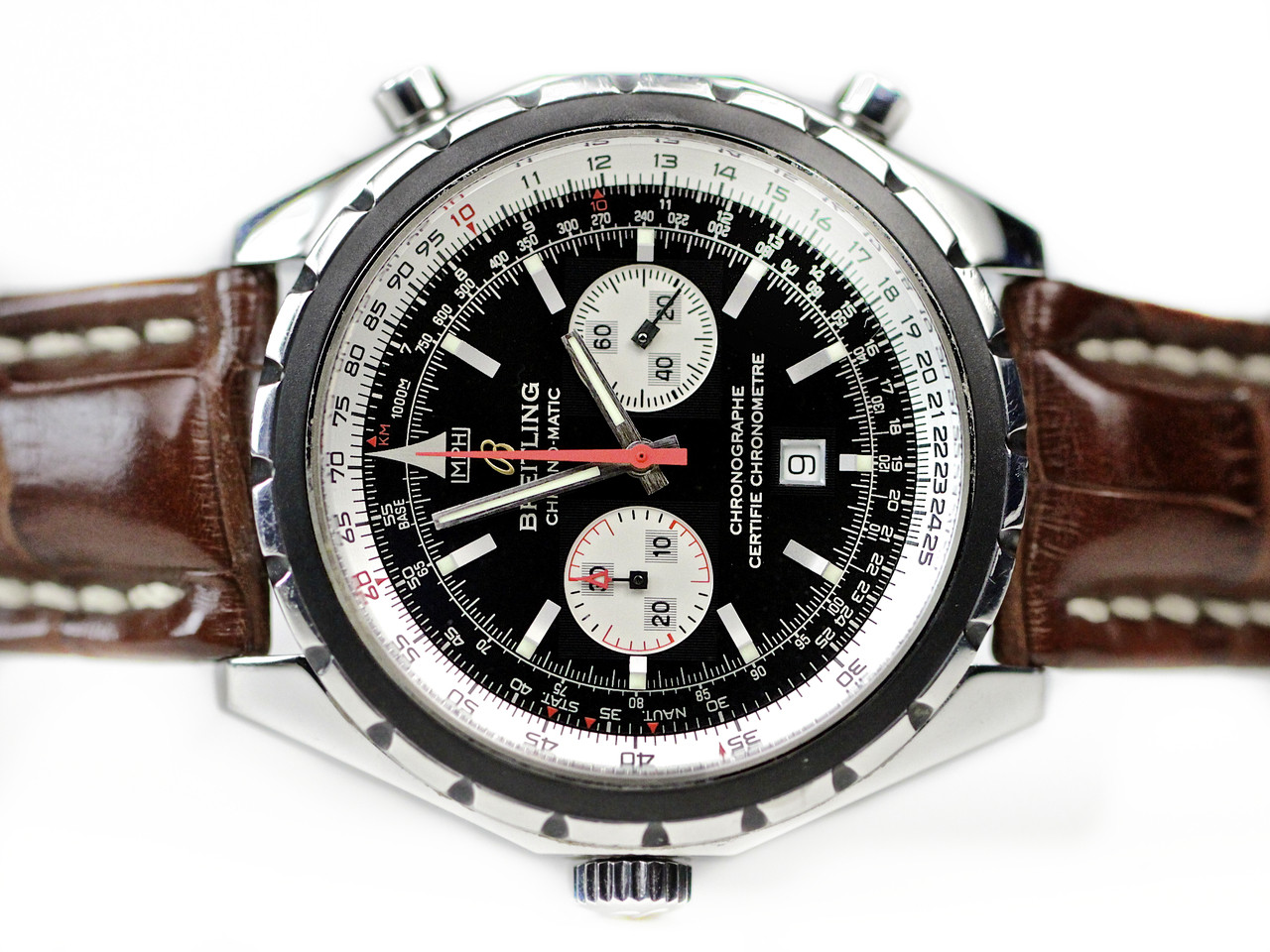 2dc02a487 Breitling Watch - Chrono-Matic A41360 used sale www.legendoftime.com