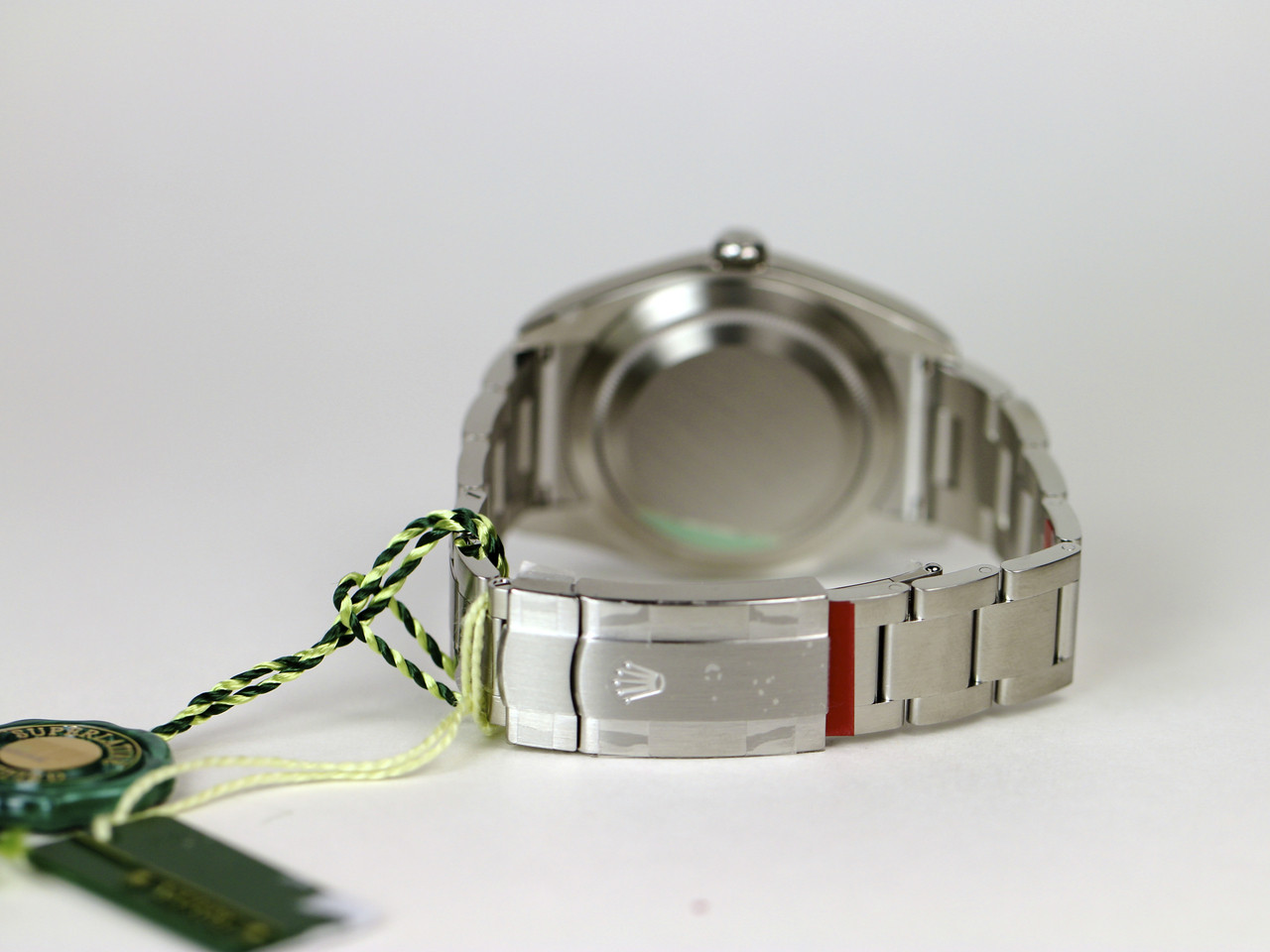 Oysterclasp - Rolex Watch - Oyster Perpetual 39 Blue 114300 - New for sale online www.Legendoftime.com and in store Legend of Time - Chicago Watch Center