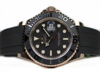 For sale new Rolex Watch - Yacht-Master 40, reference # 116655, Everose Gold from Legend of Time- Chicago Watch Center