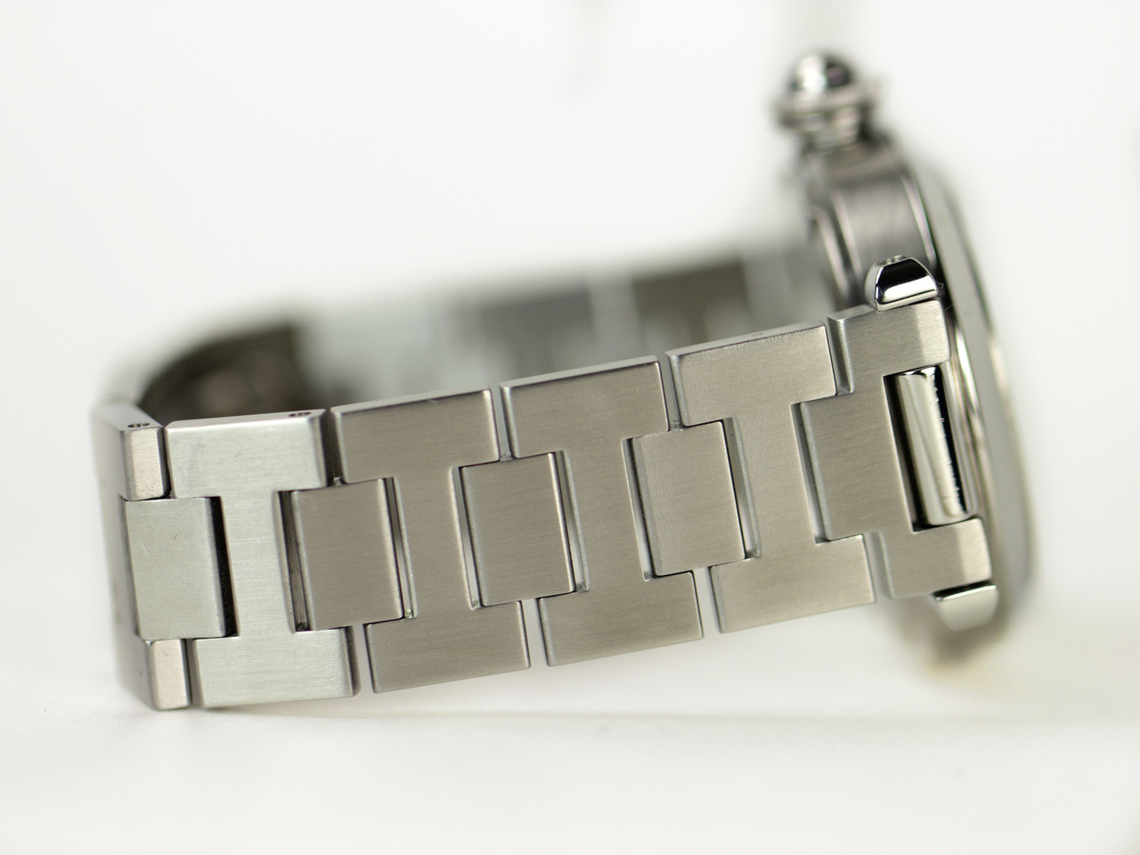 For Sale used Cartier Watch - Pasha C 35mm Stainless Steel W31074M7/2475  -  online www.Legendoftime.com and in store in Chicago Watch Center