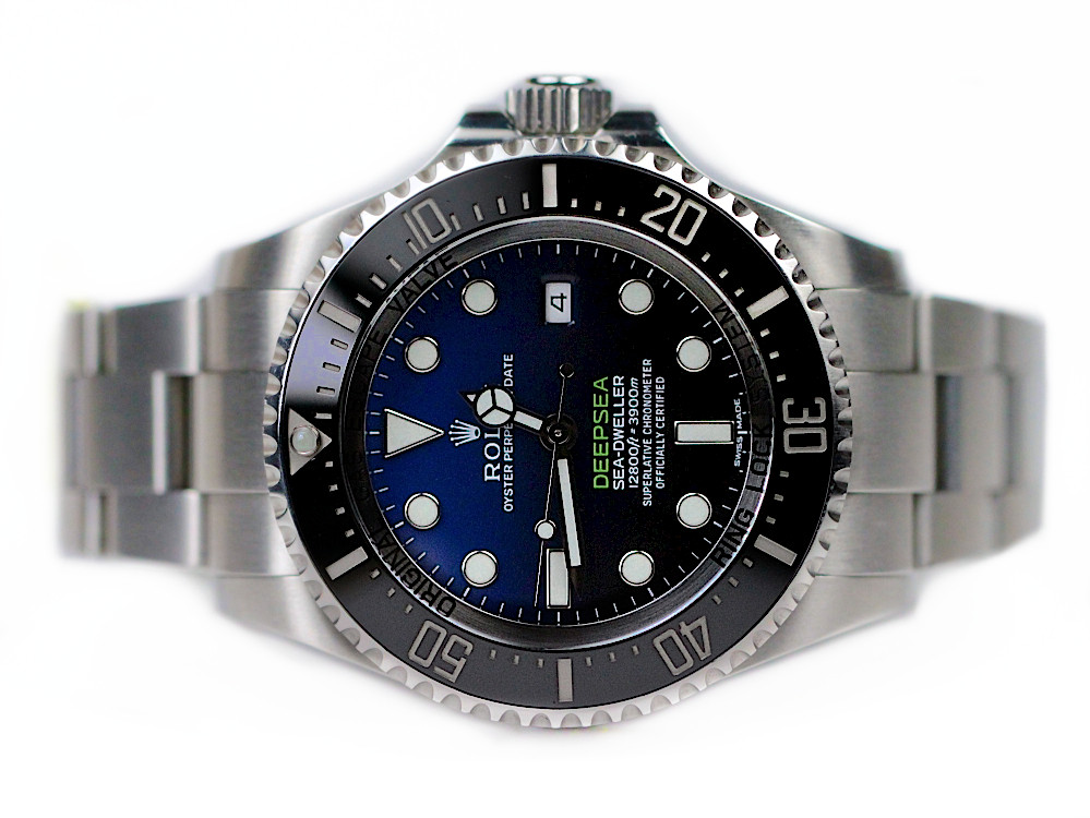 2225d1dbb5f Rolex Watch - Oyster Perpetual DeepSea Sea-Dweller 116660 used from Legend  of Time Chicago Watch Center