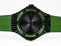 New Hublot Watch - Big Bang Tutti Fruitti Caviar Green 346.CD.1800.LR.1922 available online www.Legendoftime.com and in store Legend of Time - Chicago Watch Center