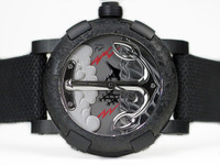 New Limited Edition Romain Jerome Watch - Tattoo DNA RJ.T.AU.TT.002.02 for sale online www.Legendoftime.com and in store Legend of Time - Chicago Watch Center