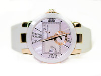 New for sale Ulysse Nardin Watch - Executive Lady Dual Time New Rose Gold 246-10/391, in store Chicago Watch Center and online www.Legendoftime.com