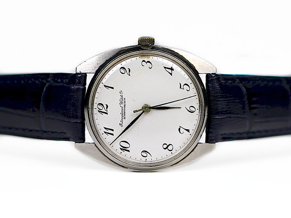 For sale IWC Watch - Classic Vintage 1972 Hand Wound Stainless Steel available online www.Legendoftime.com and in store in Chicago