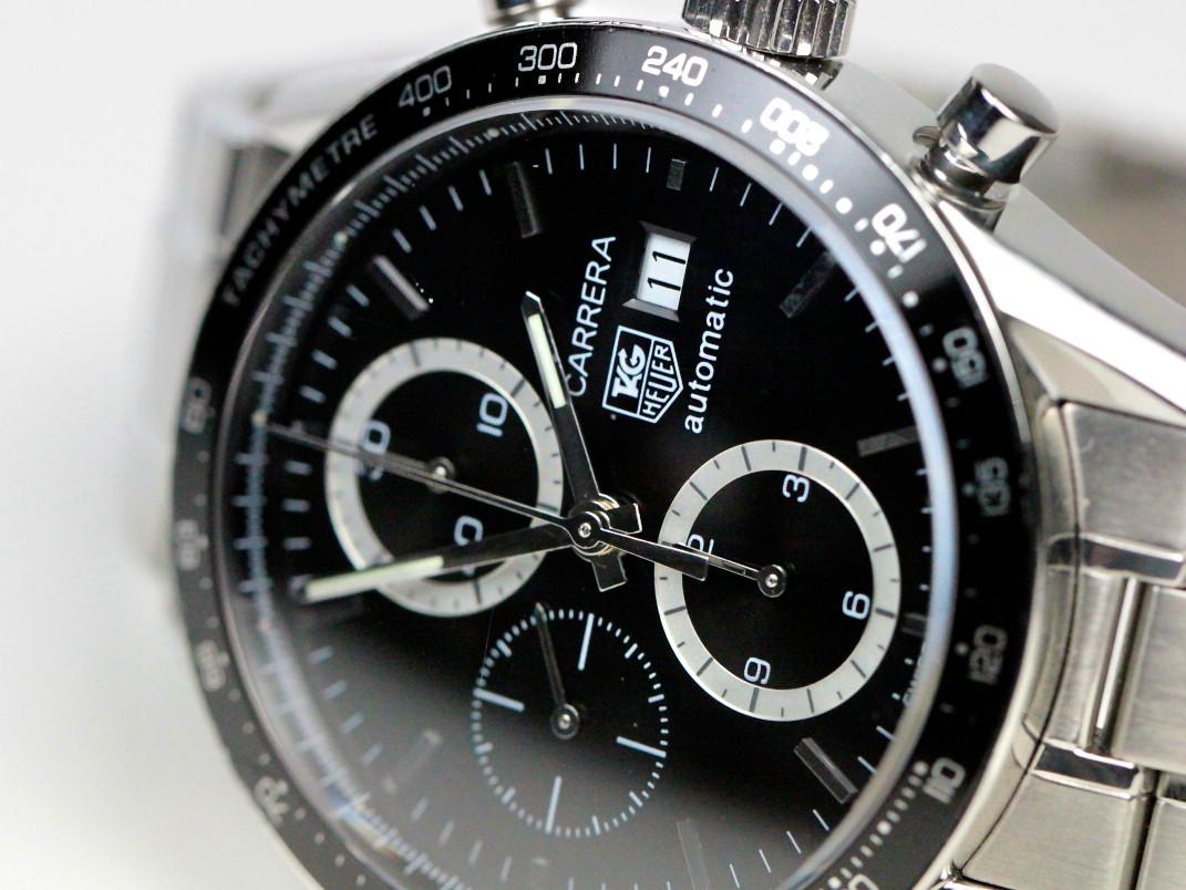 Часы tag heuer grand carrera calibre 36 rs caliper chronograph.