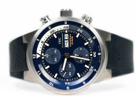 Used IWC Watch Aquatimer Cousteau Divers Tribute to Calypso Limited Edition IW378201 for sale online and in store Legend of Time - Chicago Watch Center