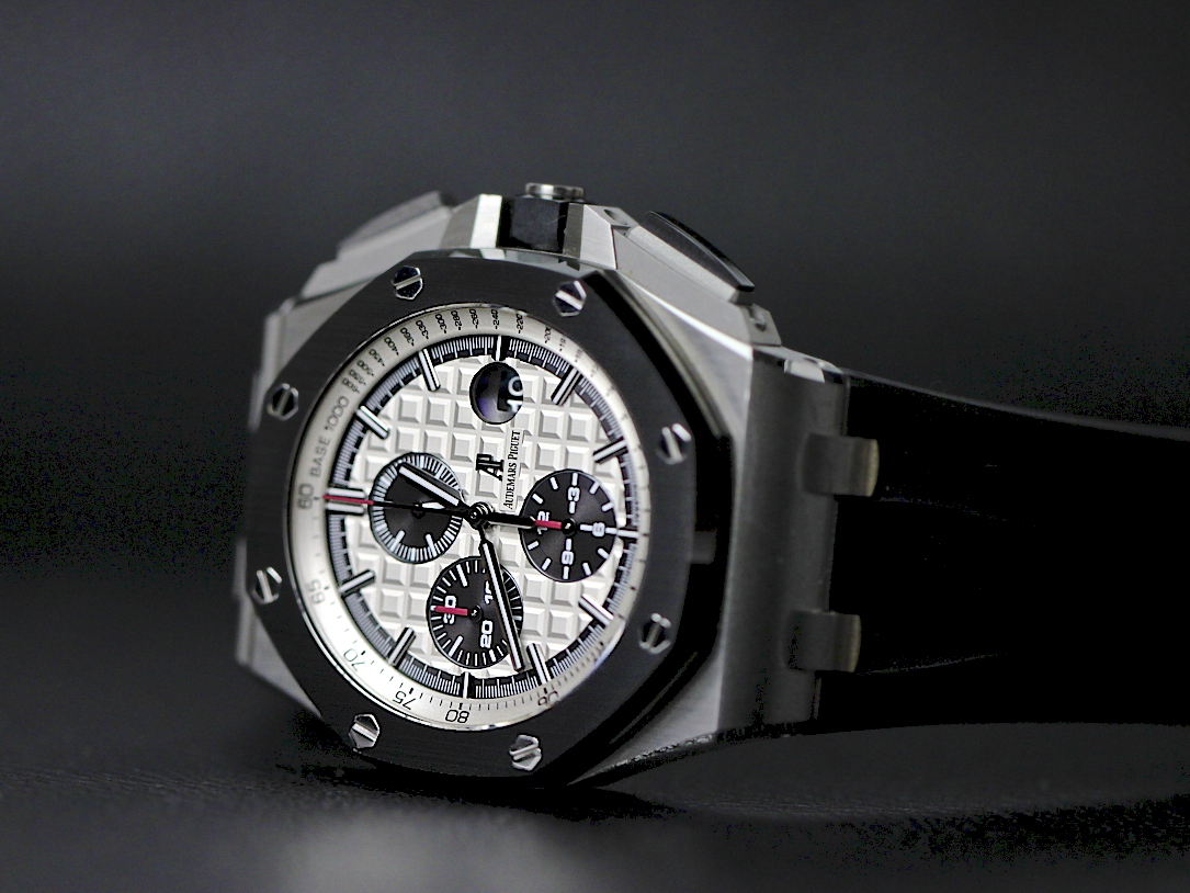 21a378a6cadcb ... Used Audemars Piguet Watch Royal Oak Offshore Chronograph 26400SO.OO.