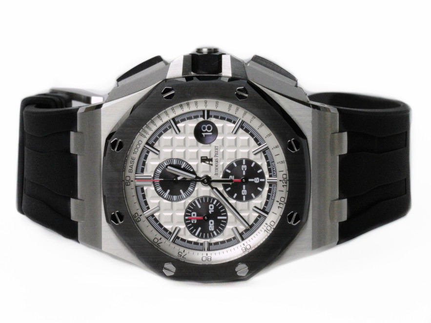 5a13e7919248d Audemars Piguet Prestige Sports Collection Royal Oak Offshore Chronograph  Watch