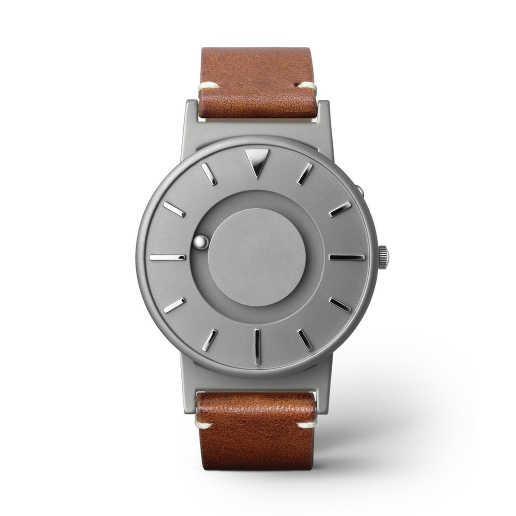 For sale online and in store EONE Watch Bradley Brown Italian Leather Titanium Case (BR-BRWN)