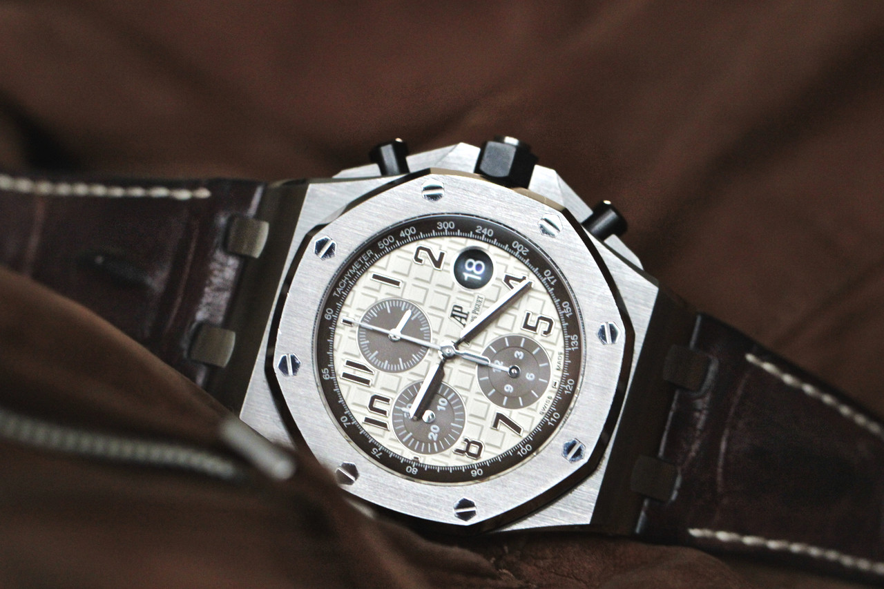Audemars Piguet New Style Safari Royal Oak Offshore