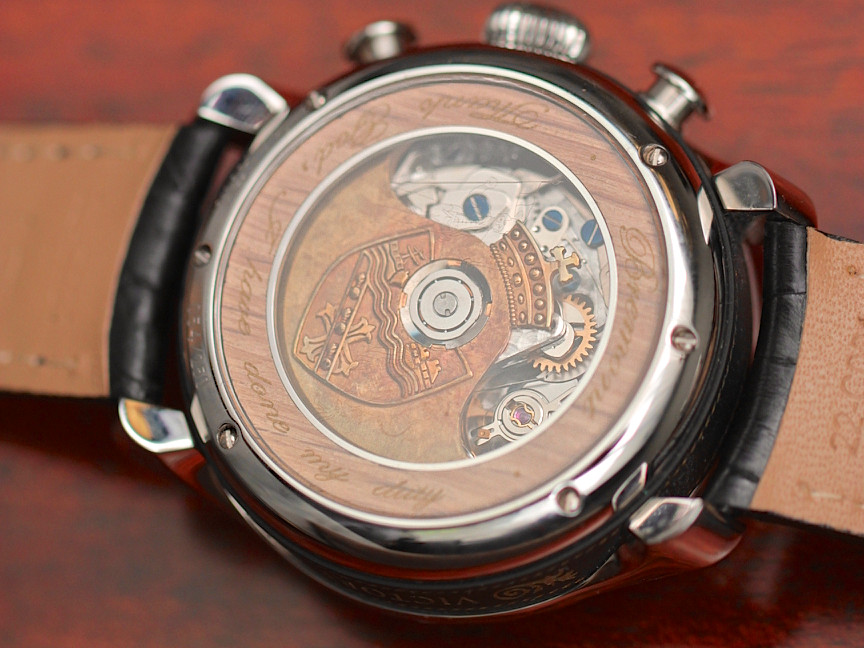 For sale Bremont Limited Edition Watch HMS victory chronograph with retrograde seconds date